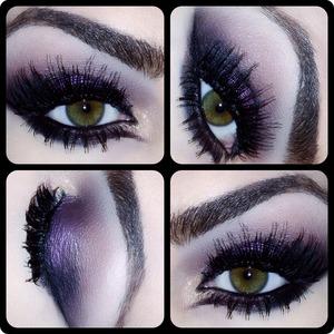 Nothing is better than a deep, dark, smutty eye.  Follow me on instagram @makeupmonsterkiki