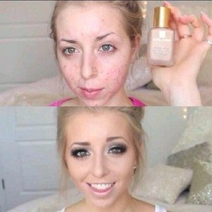 Make-up is a confidence booster for nicer terms for a lot of women but looks aren't everything right?