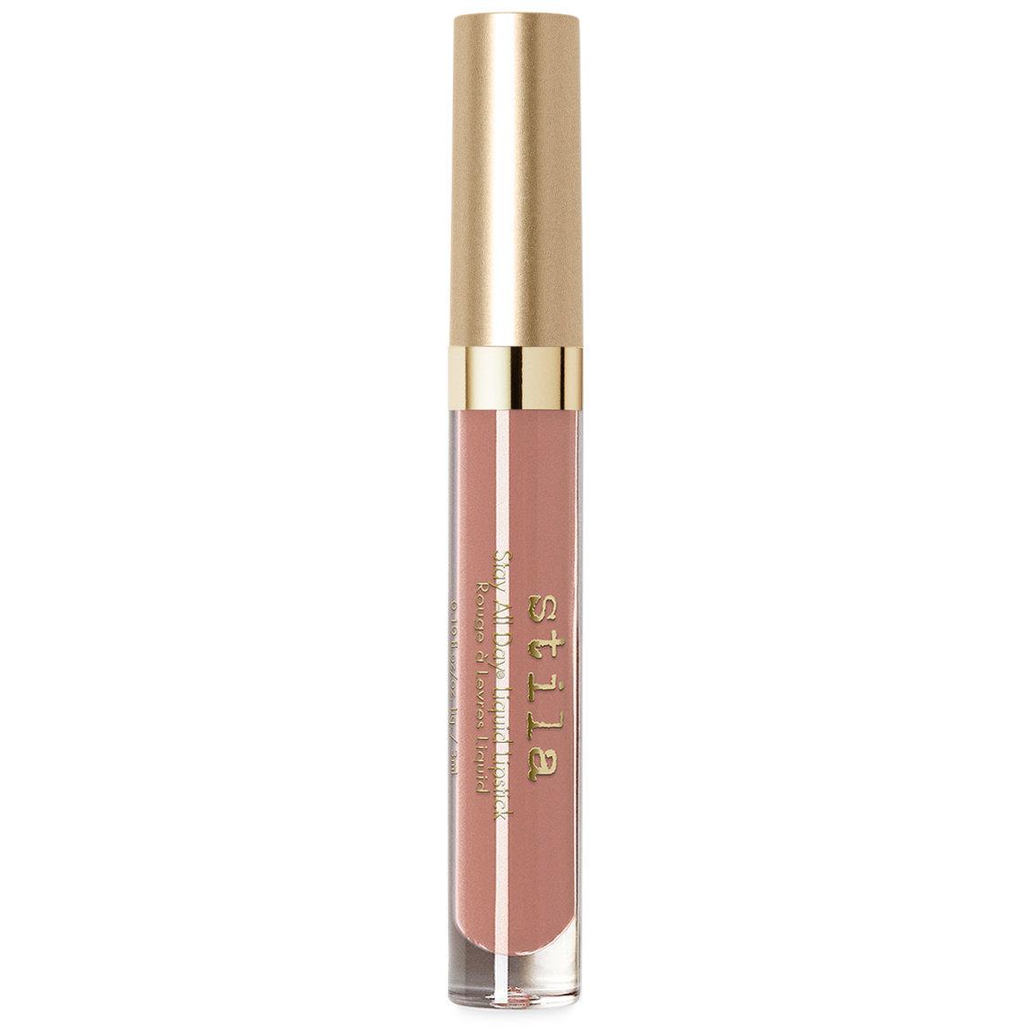 Stila Stay All Day Sheer Liquid Lipstick Sheer Carmello alternative view 1.
