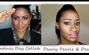Valentines Day Make up Collab with Pearly J