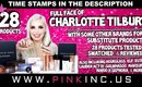 Full Face of Charlotte Tilbury! 28 Products Tested, Swatched, & Reviewed! & More! | Tanya Feifel