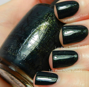 Another huge win from the OPI Skyfall Collection