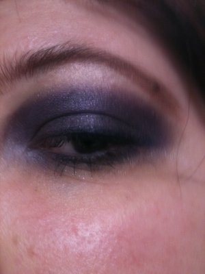 ultra purple smokey
