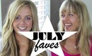 July NATURAL BEAUTY FAVES + Say HI in Person!