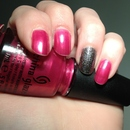 China Glaze International Flare & Orly Rock Solid