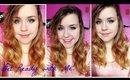 GRWM 2014: Full Face Makeup and Hair | Sunflower22