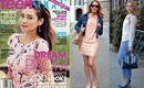 Shay Mitchell Teen Vogue Cover Inspired Style | Collab with Balletandpinkroses