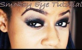 Smokey Eye Tutorial for beginners!