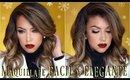 ❄Maquillaje FACIL , RAPIDO y ELEGANTE/ ☃️Easy Elegant Makeup tutorial| auroramakeup