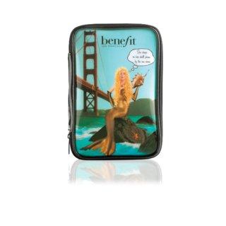 Benefit Cosmetics Shell Phone Makeup Bag