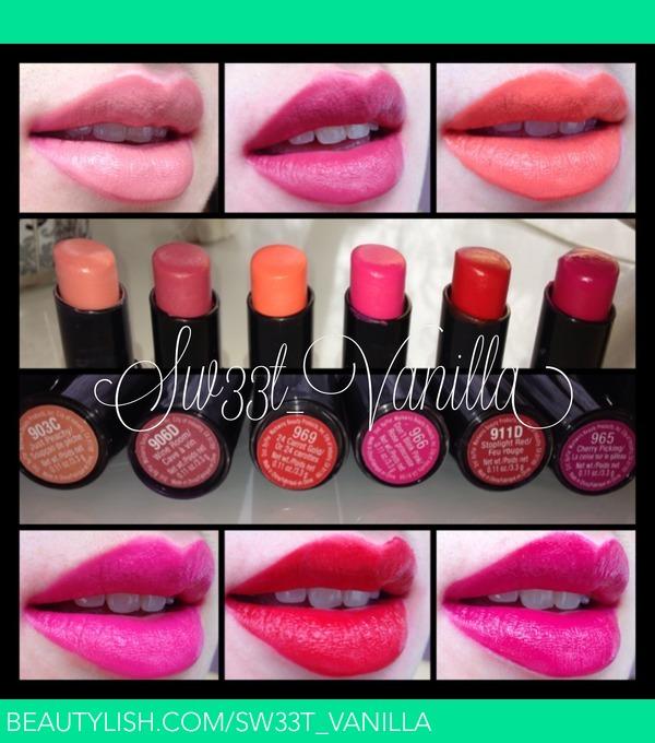 Wet n Wild Megalast Lipstick Part 2 | Lillianette G.'s ...