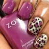 Zoya Kieko and leopard print