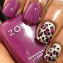 Zoya Kieko and leopard print