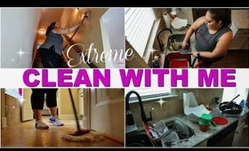 EXTREME CLEANING MOTIVATION | CLEAN WITH ME 2020 | MAJOR CLEANING MOTIVATION