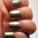 #busygirlnails Fall Edition Week 1 | Antique Gold