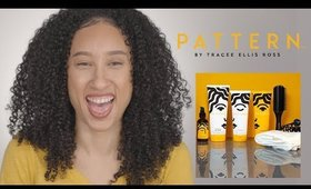 Pattern Beauty Review - Low Porosity 3b 3c Hair || ToniNicole