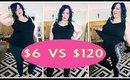 $6 Vs. $120 Plus Size Leggings Haul & Review!