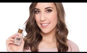 NEW! Covergirl Vitalist Elixir Foundation Review + Demo
