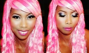 Nicki Minaj Super Bass Inspired Look