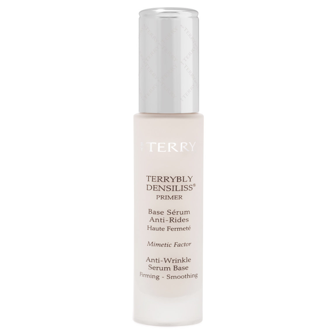 BY TERRY Terrybly Densiliss Primer product smear.