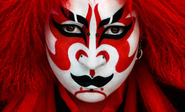 10 Stage-Worthy Character Makeup Designs
