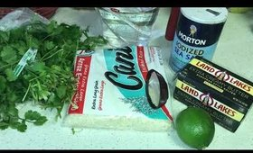 How To Make Cilantro Lime Rice|Lime Rice Recipe