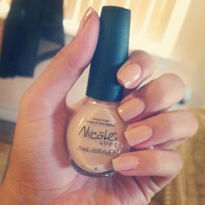 nude nails ¦3