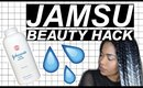 "BABY POWDER BEAUTY HACK? TRYING ""JAMSU"" METHOD"