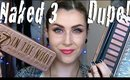 Naked 3 Dupe! W7 'In the Nude' Palette... only €7.50 (Giveaway)
