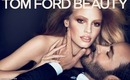 Lara Stone Makeup Tutorial: Tom Ford Beauty