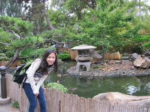 here we are at san diego zoo. It is so amazing there!!!