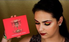 The Saharan Palette Review and Tutorial | DaiForMakeup