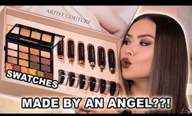 HOT NEW* ARTIST COUTURE SUPREME NUDES COLLECTION REVIEW & SWATCHES | Maryam Maquillage