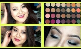 Simple Eyes & Bold Lips For Spring 2015