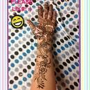 My favorite henna design!