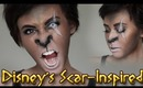 Disney's Scar-Inspired Makeup | Halloween 2013