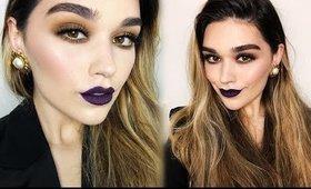 Autumn Diva makeup tutorial