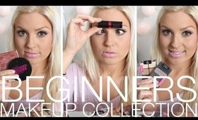 Beginners Makeup Collection! ♡ Affordable, Cheap, Good Quality! Beginners Week