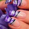 Purple nails!!!