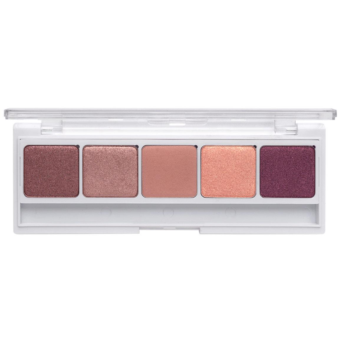 Natasha Denona Eyeshadow Palette 5 Palette 02 product swatch.