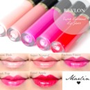 Revlon Super Lustrous Lip Gloss Swatches