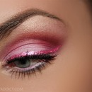 Metalic pink