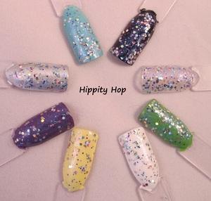 Hippity Hop- Calendar Girls- April