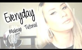 Everyday Makeup Tutorial | Cintia Reeves