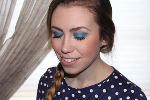 http://livingaftermidnite.blogspot.com/2013/04/mark-makeup-monday-wild-blue.html