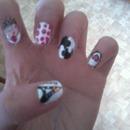 #_My nails_<3