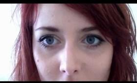 GAL eye make up
