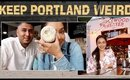 FIRST TIME IN PORTLAND VLOG! - LifeWithTrina