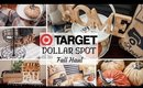 Amazing Target Dollar Spot Haul | I'm Ready To Start Crafting! | Fall 2019