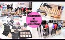 ORGANIZE + DECLUTTER MY MAKEUP COLLECTION 2016! | Part 2